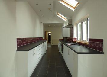 Thumbnail 3 bed terraced house to rent in Bull Street, Harborne, Birmingham