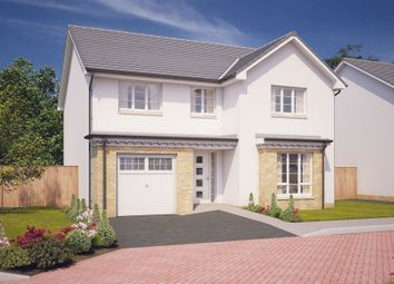 "Thumbnail 4 bed detached house for sale in ""The Tummel"" at Torrance, Glasgow"