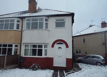 Thumbnail 3 bed semi-detached house to rent in The Crescent, Tettenhall Wood