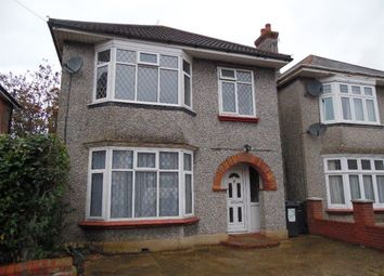 Thumbnail 3 bed property to rent in Muscliffe Road, Winton, Bournemouth