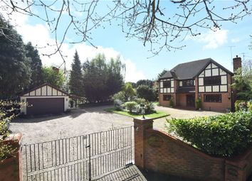 Thumbnail 5 bed detached house for sale in Barkham Ride, Finchampstead, Wokingham