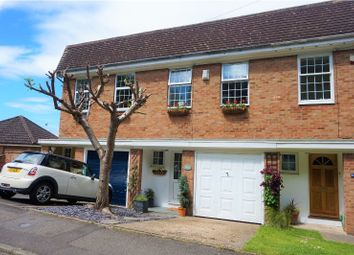 Thumbnail 3 bed town house for sale in Borstal Road, Rochester