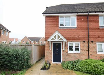 Thumbnail 2 bed terraced house for sale in Linnitt Road, Snodland