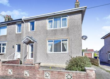 Thumbnail 3 bed property for sale in Buttermere Avenue, Whitehaven