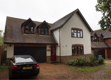 Thumbnail 4 bed detached house to rent in Sheldons Lane, Hook