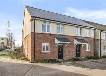 Thumbnail 2 bed semi-detached house for sale in Pippin Close, Caversfield, Bicester, Oxfordshire