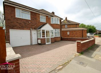 Thumbnail 5 bed detached house for sale in Turnbull Drive, Leicester