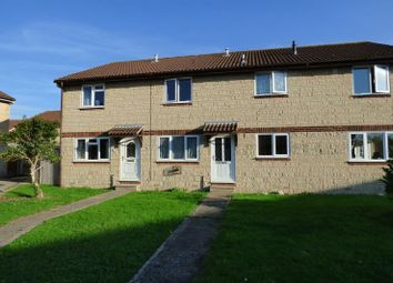 Thumbnail 2 bed terraced house for sale in Botham Close, Worle, Weston-Super-Mare