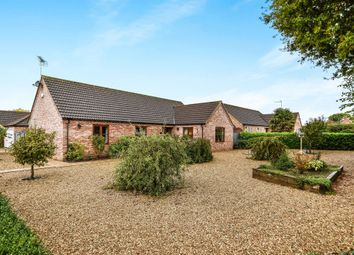 Thumbnail 3 bed detached bungalow for sale in Gordon Fuller Close, Brookville, Thetford