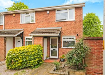 Thumbnail 2 bed end terrace house for sale in Robertson Close, Broxbourne