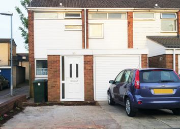Thumbnail 3 bed end terrace house to rent in Boswell Drive, Walsgrave On Sowe, Coventry
