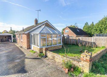 Thumbnail 2 bed detached bungalow for sale in Heath Rise, Fakenham