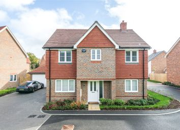4 bed detached house for sale in Peacock Close, Greenhithe DA9