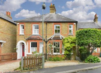 Thumbnail 3 bed semi-detached house for sale in College Road, Epsom, Surrey