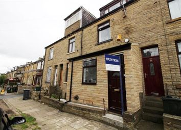 Thumbnail 3 bed terraced house for sale in Fitzroy Road, Bradford