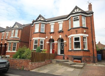 Thumbnail 3 bed semi-detached house for sale in Gilda Crescent, Eccles, Manchester