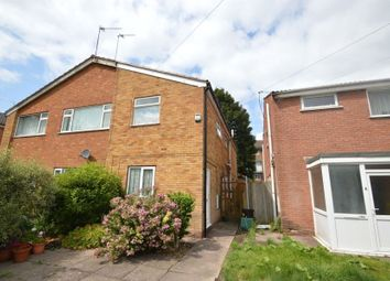 Thumbnail 2 bed property to rent in Wellman Croft, Selly Oak, Birmingham