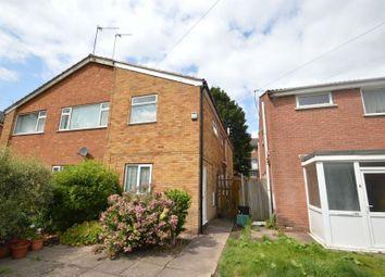 Thumbnail 2 bedroom property to rent in Wellman Croft, Selly Oak, Birmingham