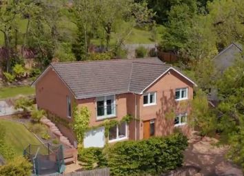 Thumbnail 4 bed detached house for sale in Old Mill Road, Bothwell, South Lanarkshire