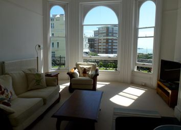 Thumbnail 2 bedroom flat to rent in Medina Terrace, (First Floor Flat), Hove