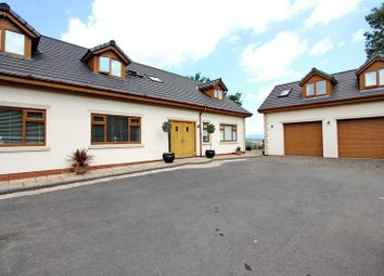 Thumbnail 5 bedroom detached house for sale in Clough Grove, Whitefield, Manchester