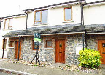 Thumbnail 2 bed terraced house for sale in 75 Delvin Banks, Naul, Dublin