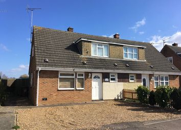 Thumbnail 2 bed bungalow to rent in St. Leonards Road, Leverington, Wisbech