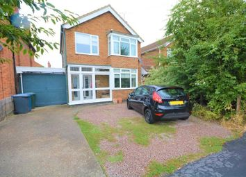 Thumbnail 3 bed detached house for sale in Grange Avenue, Ruddington, Nottingham