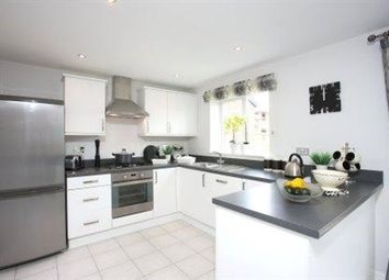 "Thumbnail 4 bed detached house for sale in ""The Lumley"" at Station Road, North Hykeham, Lincoln"
