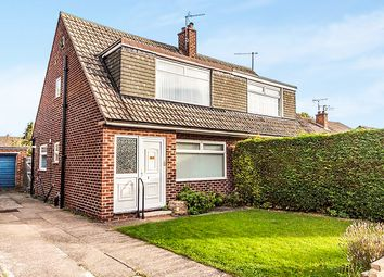 Thumbnail 3 bed semi-detached house for sale in Dunedin Avenue, Stockton-On-Tees