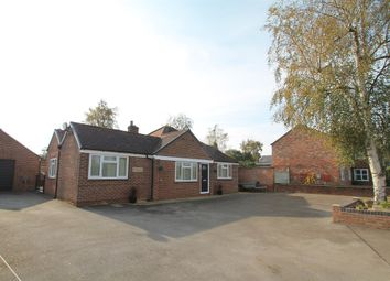 Thumbnail 3 bed detached bungalow for sale in Main Road, Hulland Ward, Ashbourne