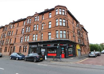 Thumbnail 2 bed flat for sale in Greenholme Street, Cathcart