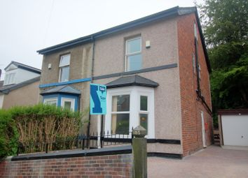 Thumbnail 3 bedroom semi-detached house for sale in Springvale Road, Sheffield