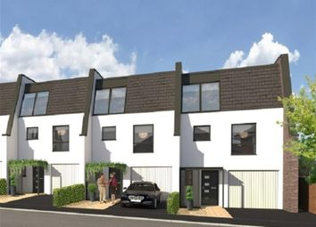 Thumbnail 4 bed town house for sale in Plot 2, Lansdown Villas, Church Road, Cheltenham