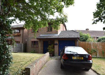 Thumbnail 3 bed detached house for sale in Hooks Lane, Havant