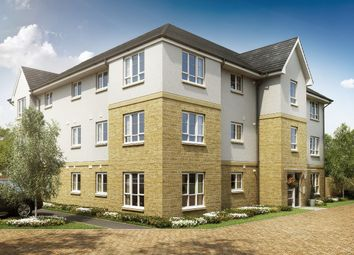 Thumbnail 2 bed flat for sale in Plot 226, Liberton Park, Liberton Gardens, Edinburgh