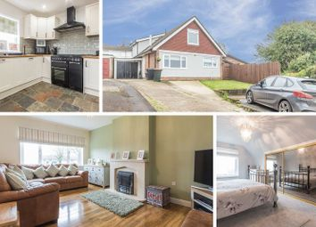 Thumbnail 5 bed bungalow for sale in Harrow Close, Caerleon, Newport