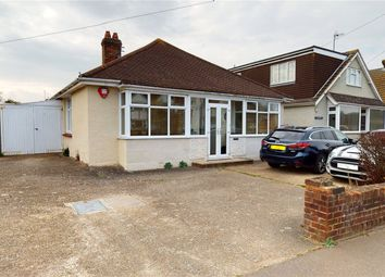 Thumbnail 4 bed bungalow for sale in Grinstead Lane, Lancing