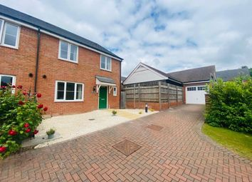 Thumbnail 4 bed property to rent in Swift Avenue, Rugby