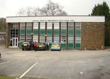 Thumbnail Office to let in Maesycoed, Pontypridd