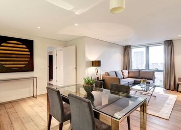 Thumbnail 2 bed flat to rent in Nine Elms Point Haydn Tower, London