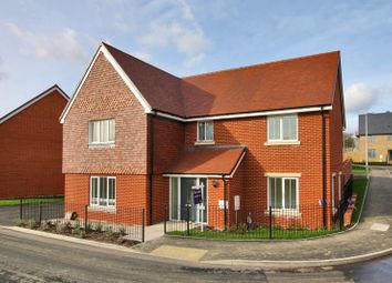 Thumbnail 5 bed detached house for sale in Ridgewood Close, Lewes Road, Uckfield