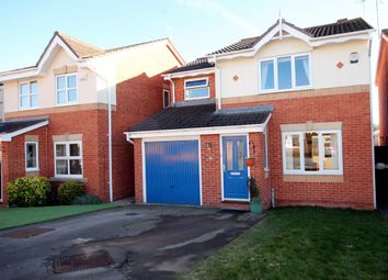 Thumbnail 3 bed detached house for sale in Woodland Chase, York