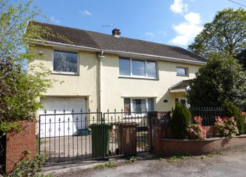Thumbnail 3 bed detached house for sale in Pontypandy Lane, Caerphilly