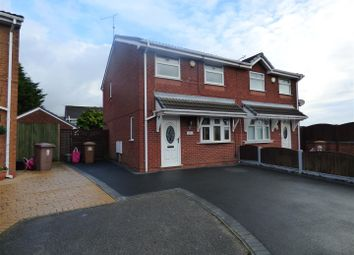 Thumbnail 3 bed semi-detached house for sale in Peach Grove, Haydock, St. Helens