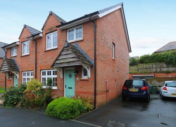 3 bed semi-detached house for sale in Clover Way, Newton Abbot TQ12