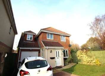 Thumbnail 4 bed detached house to rent in Harold Close, North Bersted, Bognor Regis