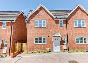Thumbnail 3 bed semi-detached house for sale in Lidsey Road, Woodgate, Chichester