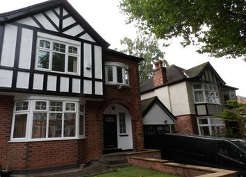 Thumbnail 4 bed detached house to rent in Tavistock Drive, Nottingham