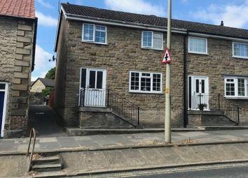 Thumbnail 2 bedroom terraced house to rent in Newbiggin, Malton